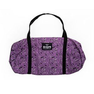 Purple HUF for DQM special edition duffle bag rare